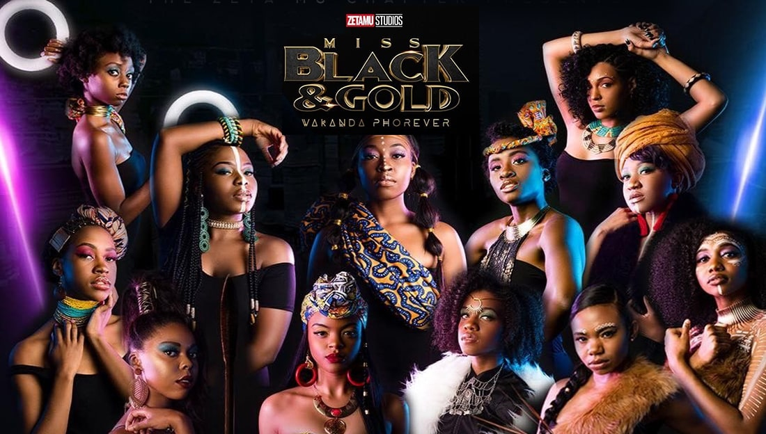 Blavity.com  The brothers of Alpha Phi Alpha Fraternity, Inc. at Georgia State University (Zeta Mu chapter) are holding their annual Miss Black & Gold Pageant and this year's theme is Wakanda-based