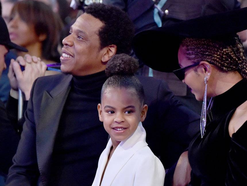 essence.com  Blue Ivy was the queen of the auction on Saturday, gleefully outbidding most for art at the 2nd Annual Wearable Art Gala in Los Angeles.
