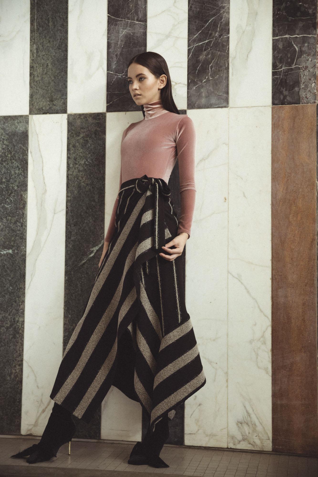 efrain_mogollon_femineus_greco_ bodysuit - _bold_ wrap skirt .JPG