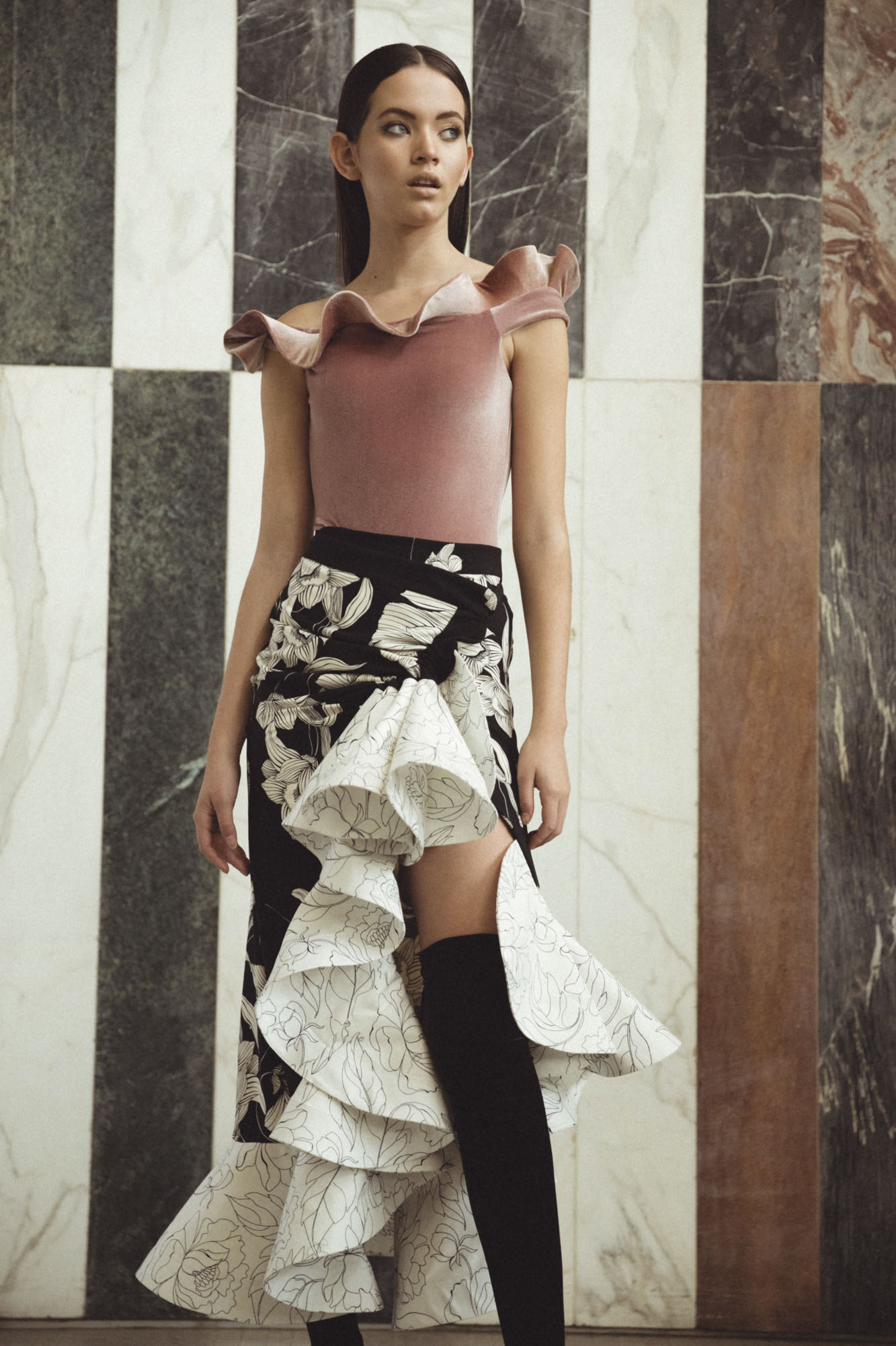 efrain_mogollon_femineus_pamela_ bodysuit - _tulip_ wrap skirt  (1).JPG