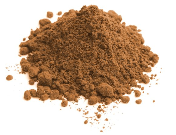 Tepezcohuite in powder form.