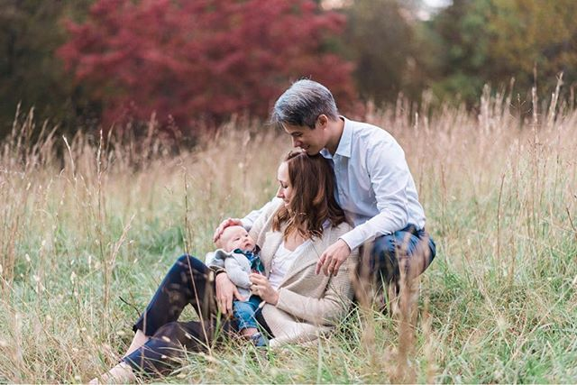 Guys, I just don't have words for how much I adore Stuart and Talya's portrait session!  Brisk fall weather + beautiful family + BABY FEETS. You HAVE to see these! ❤️🍂🍁 . . . . #sageandpetal #sageandpetalphotography #virginiaphotographer#virginiafamilyphotographer #familyphotographer #familyphotography #fall#fallfamilyportraits #familyportraits #fallphotos #warrentonphotographer#warrentonfamilyphotographer #culpeperphotographer #gainesvillephotographer#manassasphotographer