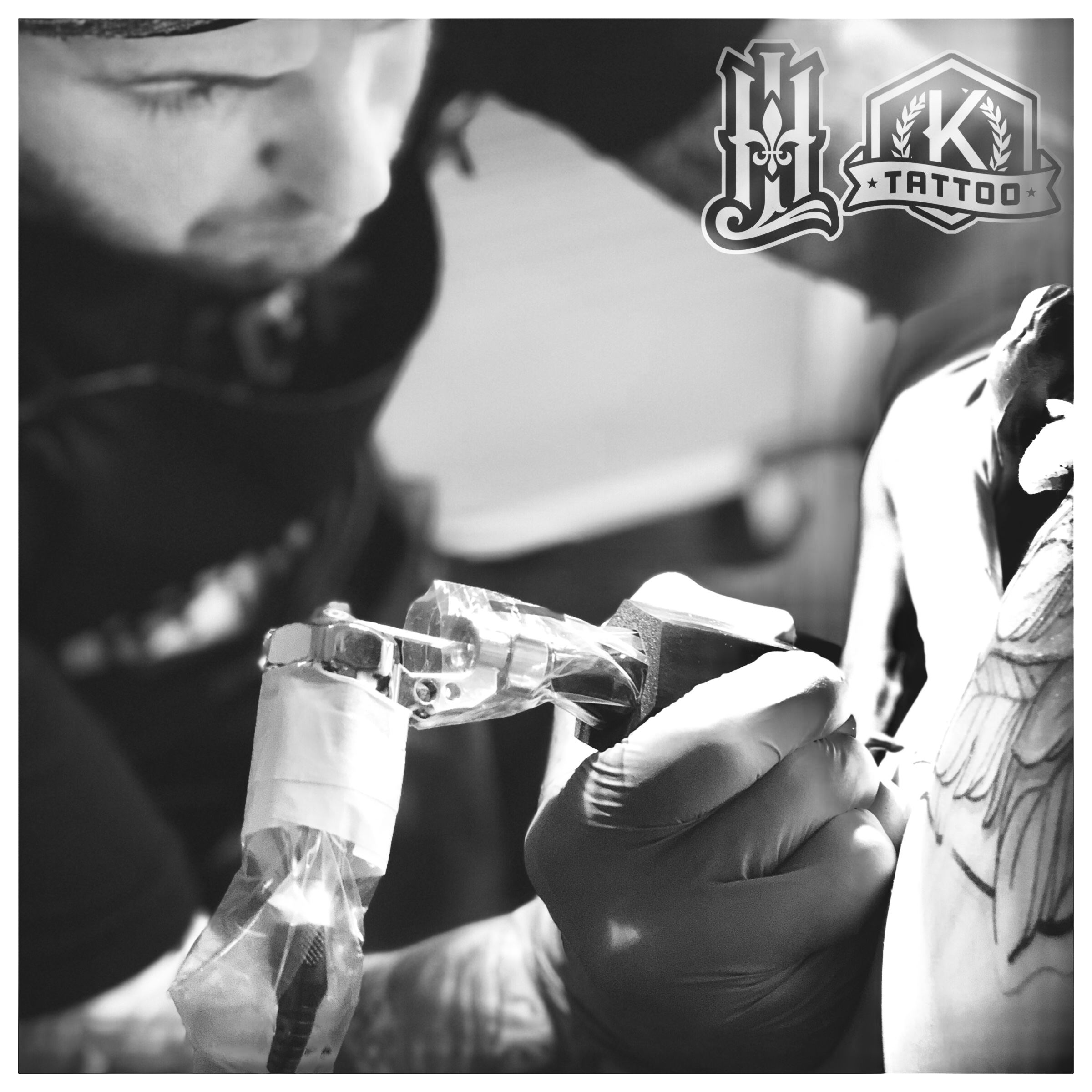 Aaron Krueger - Aaron is the owner/solo tattoo artist at Krueger Tattoo Studio located in Eau Claire, WI. He has been perfecting his craft for the last 12 years. Over the last decade has become skilled in numerous different styles. He loves doing everything from traditional to new school, color to black and grey, simple designs to complex. Click on the link to check out some of his work!
