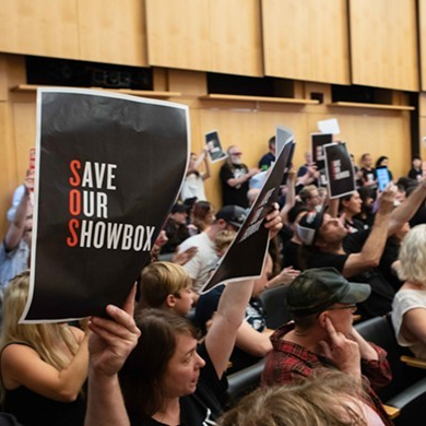 The Stranger: The City Council's Effort to Save the Showbox Showed Bad Governance -