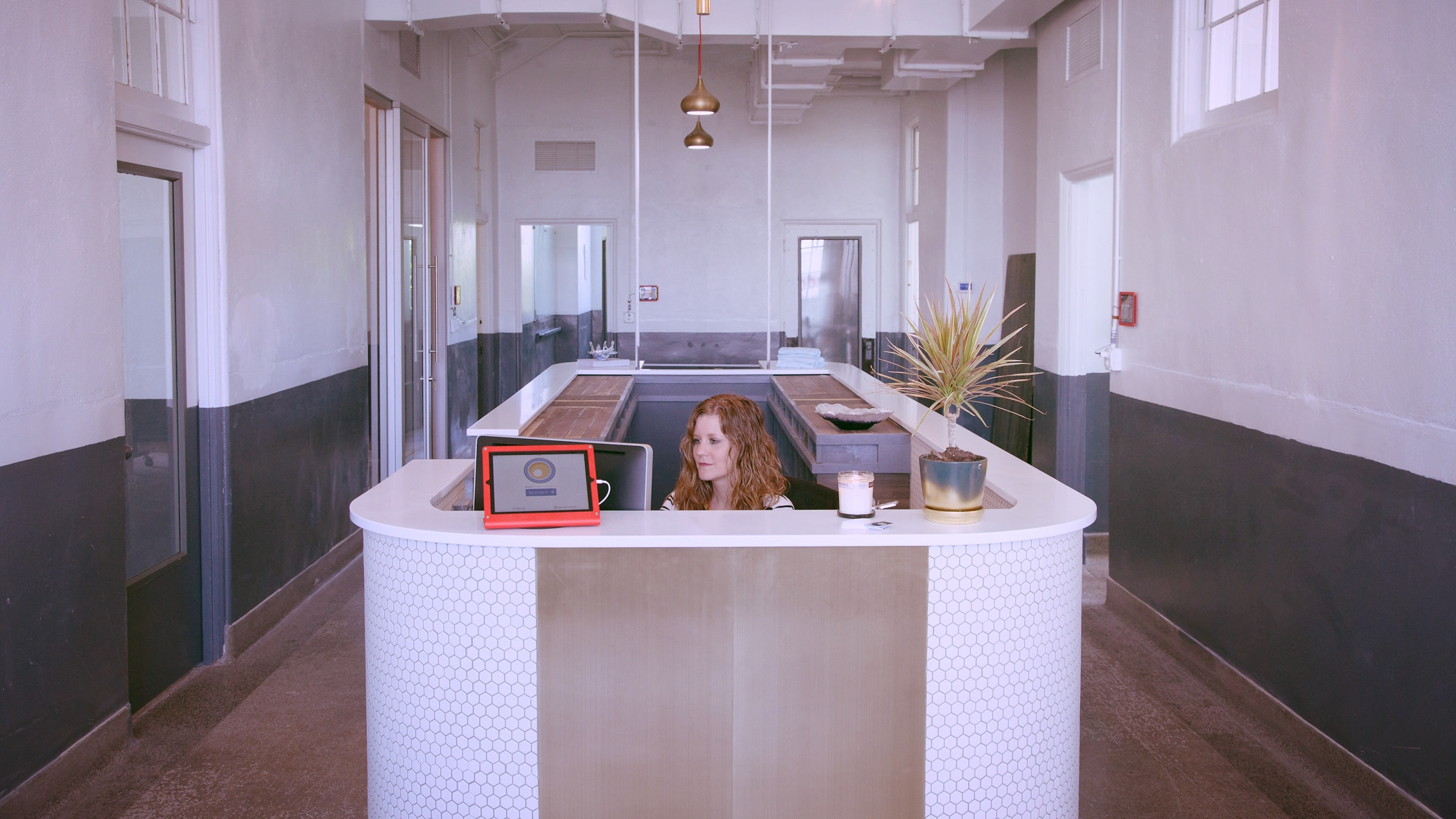 a city concierge + virtual office