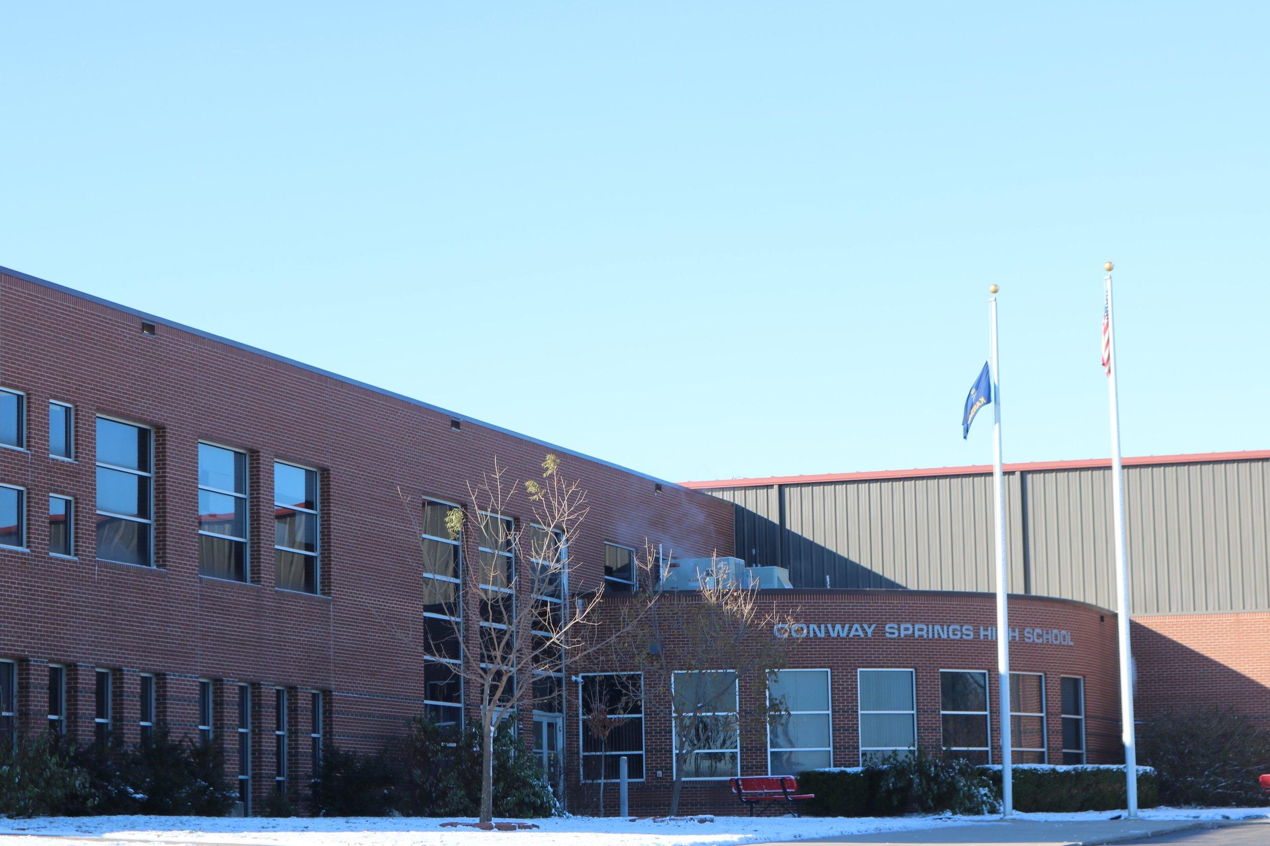 conway springs high school
