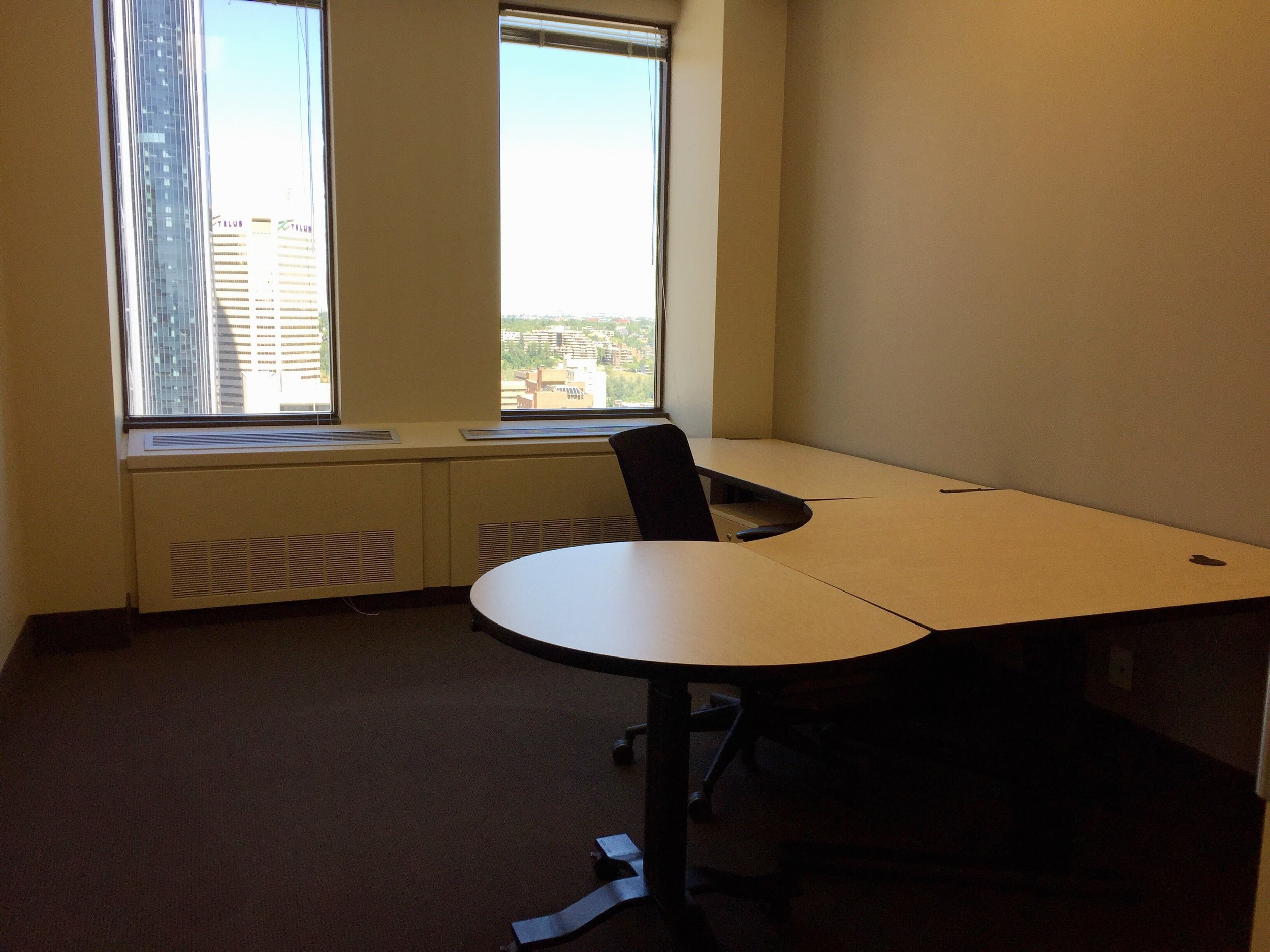 ReSourceYYC Office Rental