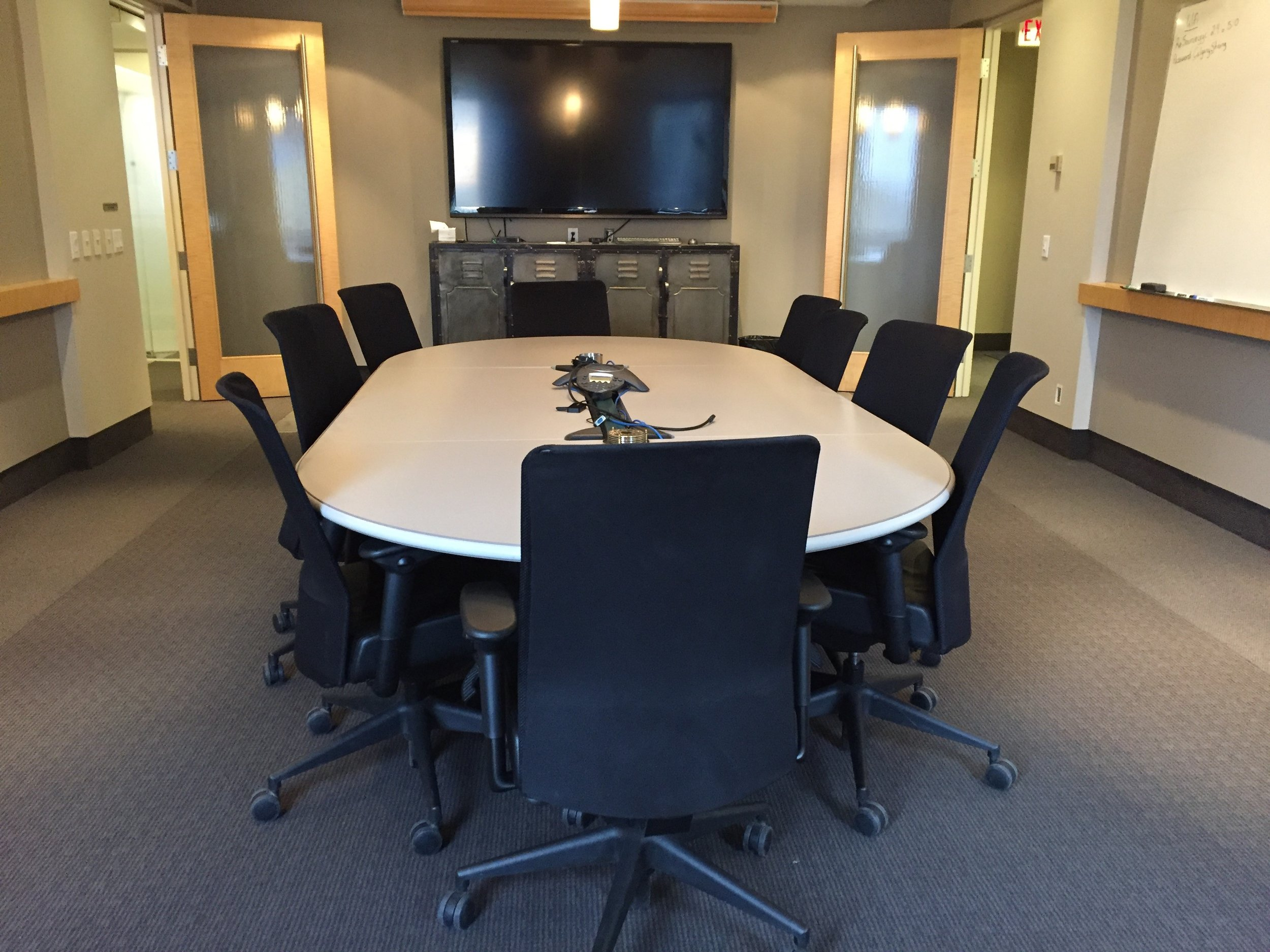 ReSourceYYC Main Boardroom