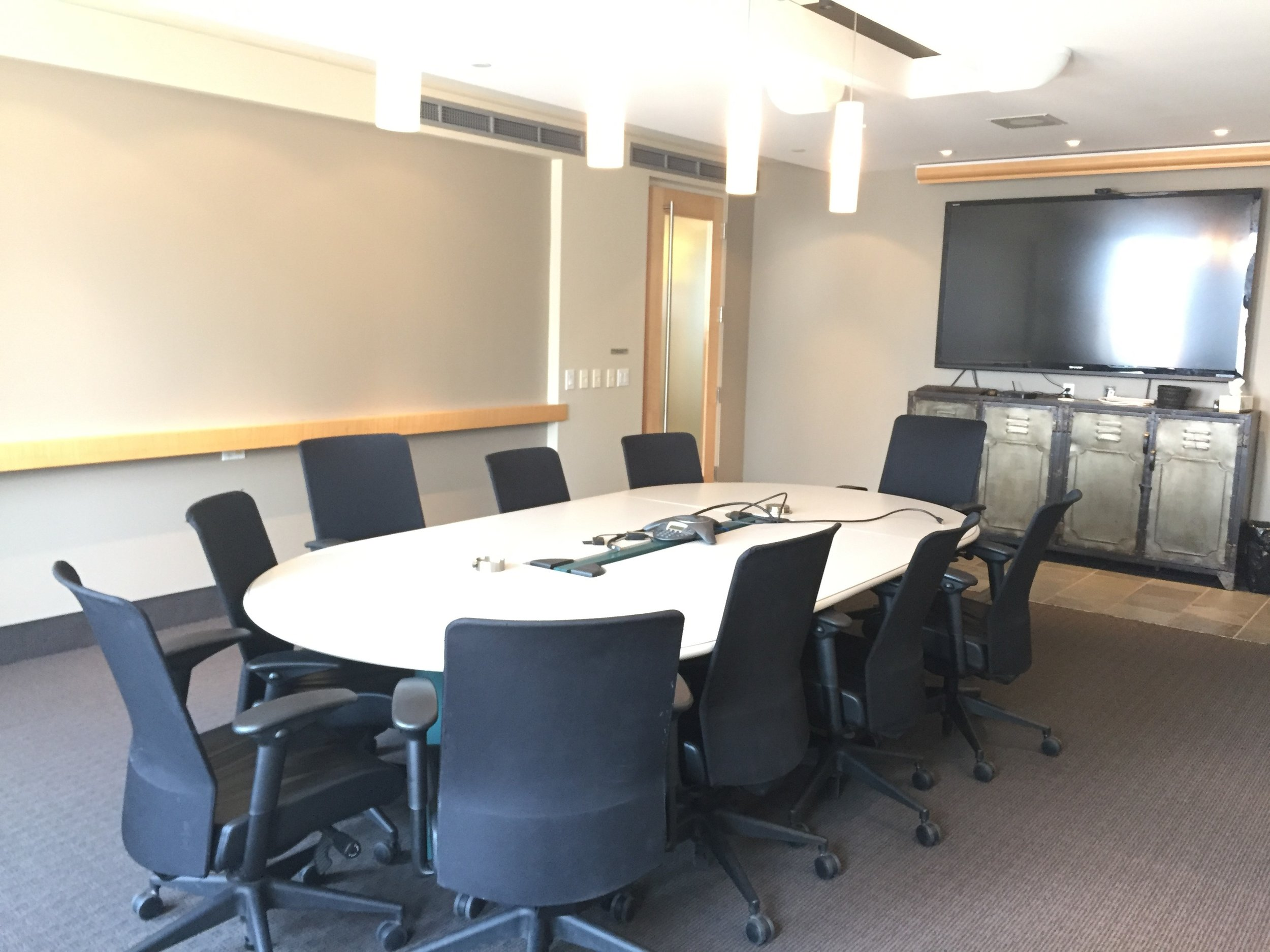 ReSourceYYC Main Boardroom