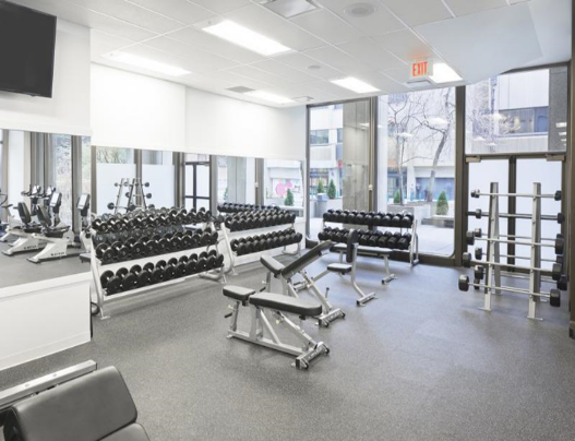 Palliser Fitness Centre