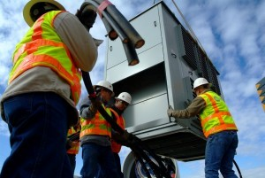Evergreen Electric Contractors working as a team.jpg