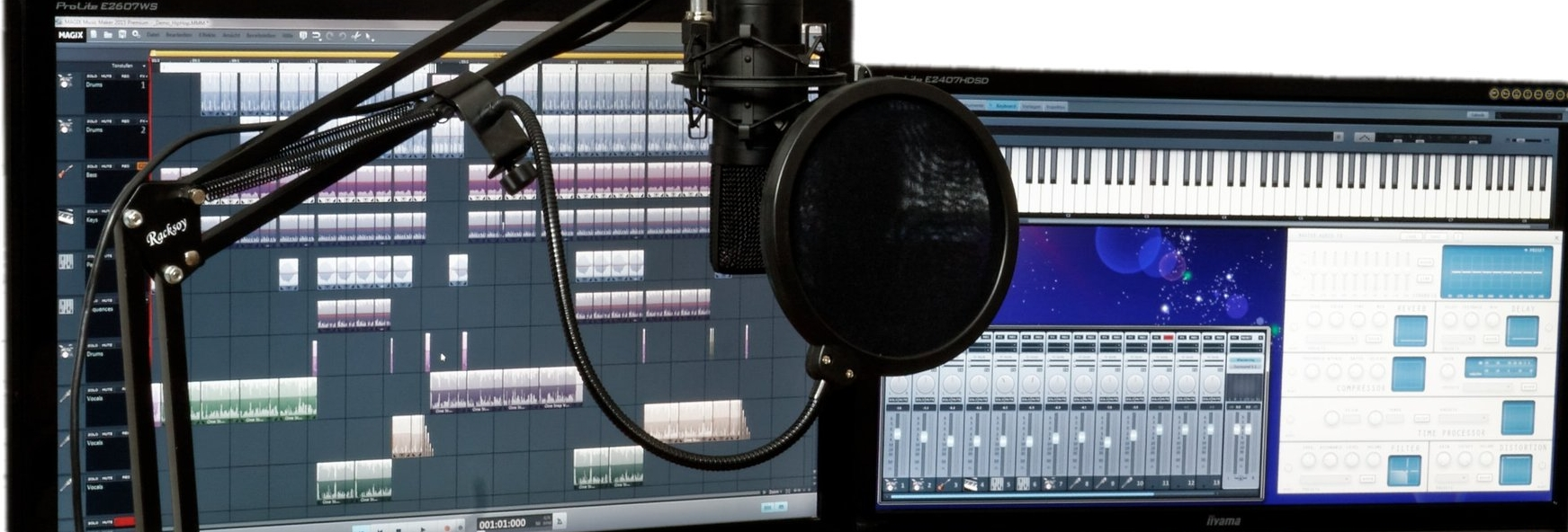 Recording Software -