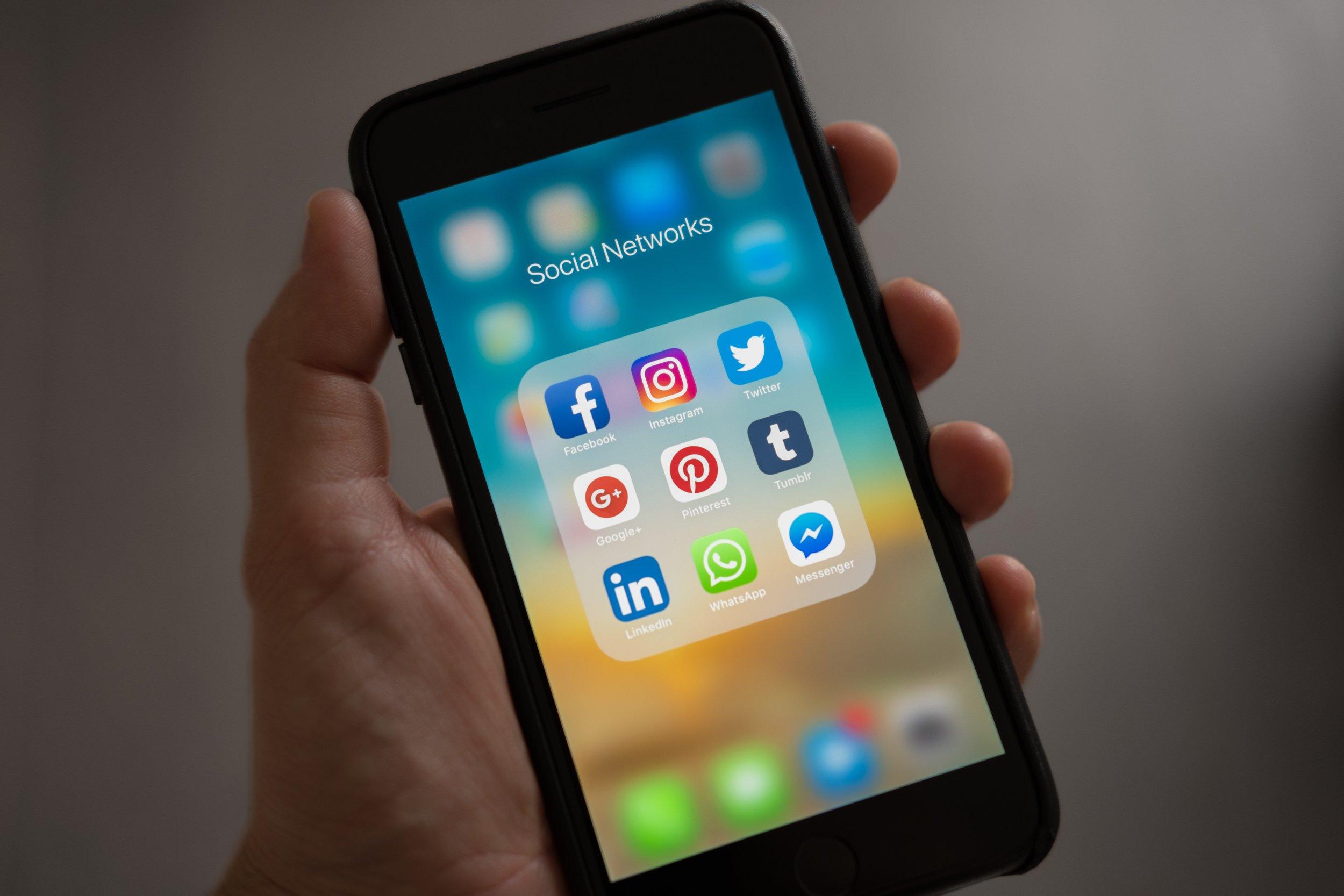 voice over social media