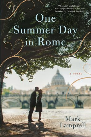 One Summer Day in Rome by Mark Lamprell.jpg