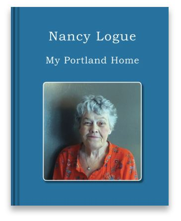Nancy Logue   In May of 2018, we had the delightful opportunity to be guests of Nancy Logue as she showed us treasured objects from her life and the stories they evoked. We listened and took pictures, and this book of remembrances is a record of what she shared.