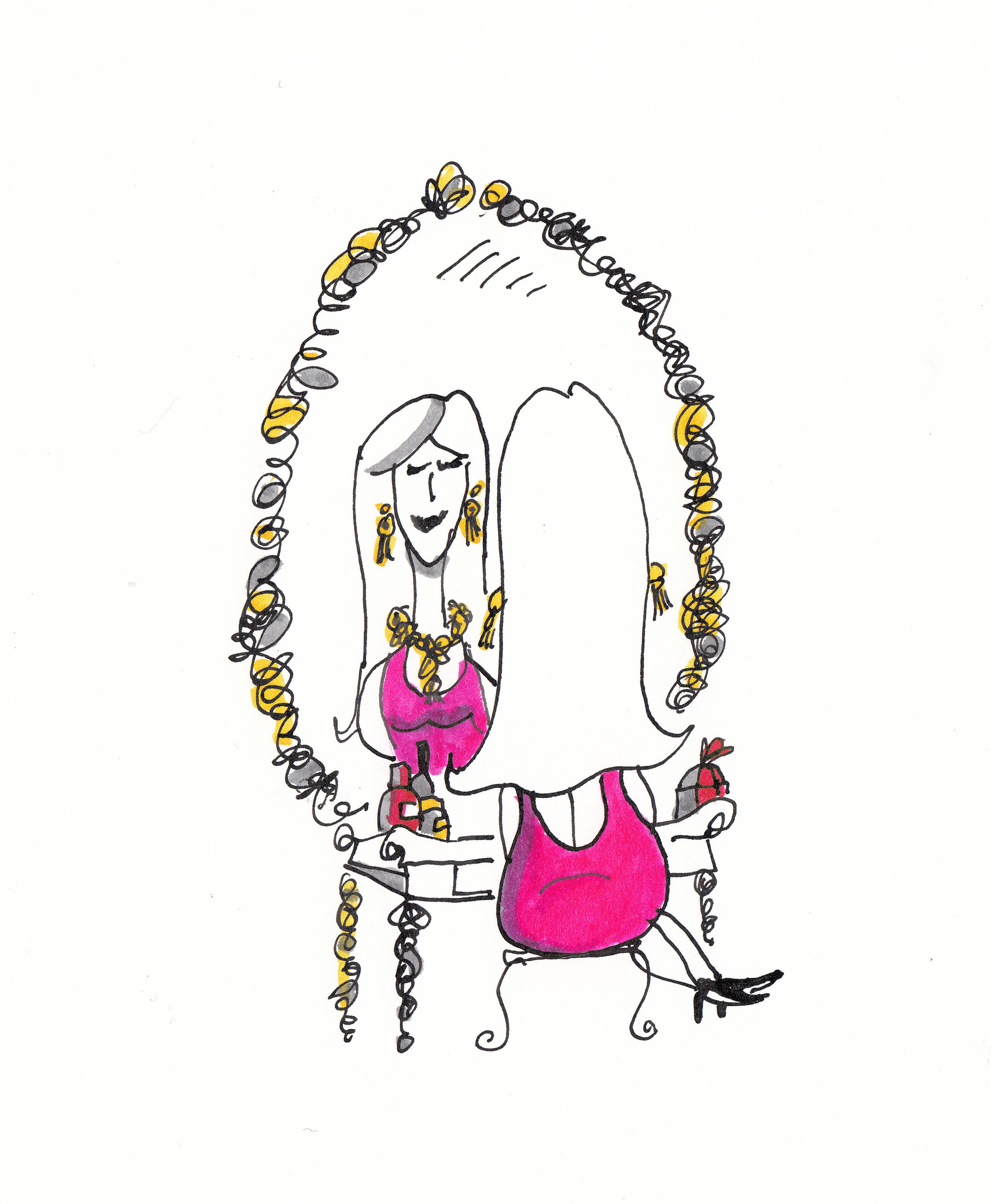 Colored drawing donna allo specchio_NEW.jpg