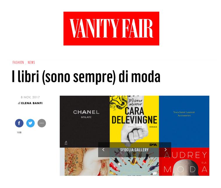 Vanity Fair Italy November 2017