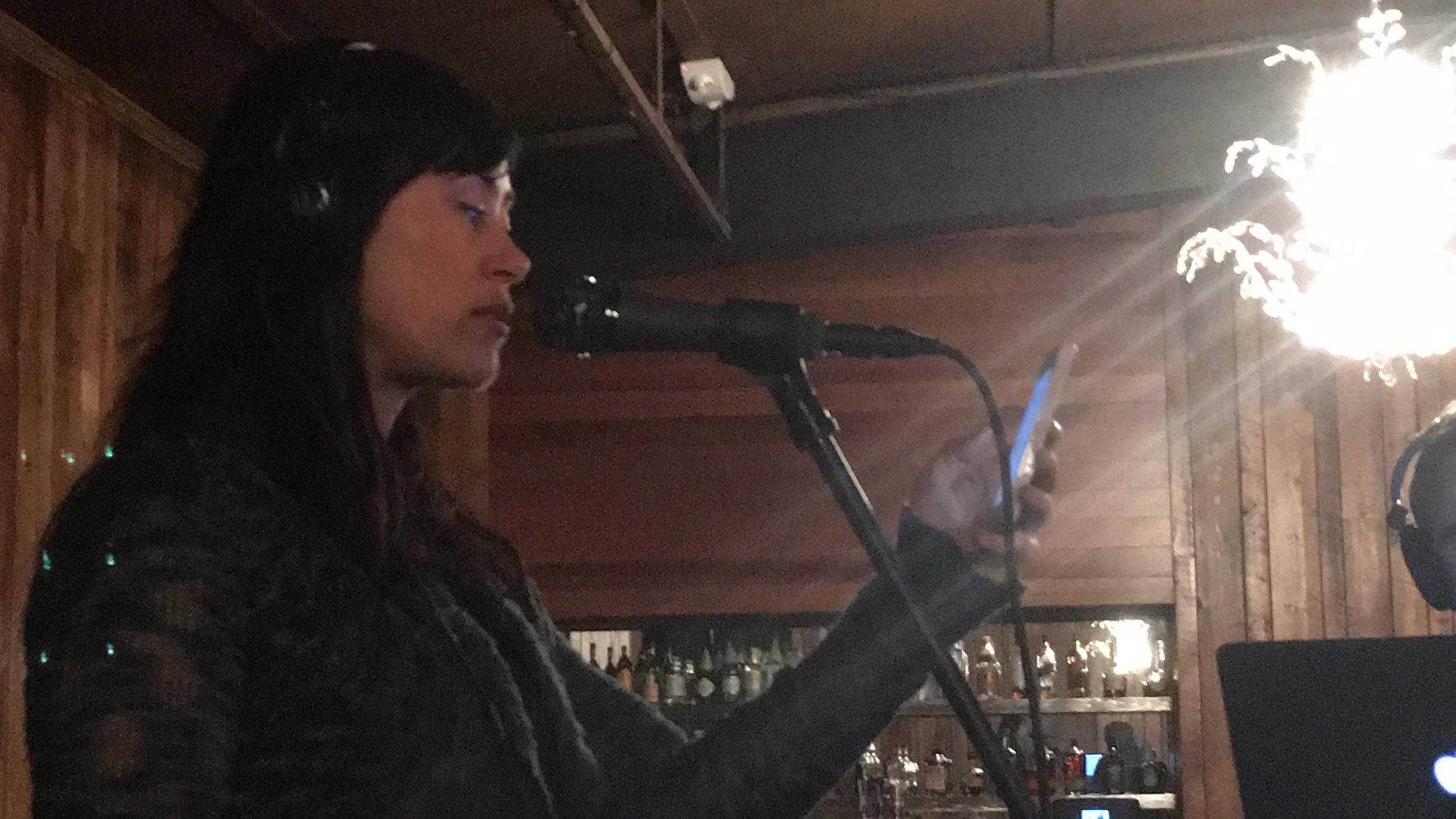 Elliott Recording.jpg