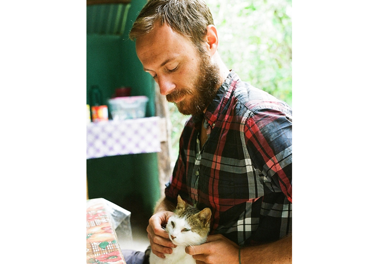 Sean McPherson - Featured AuthorJune 2015