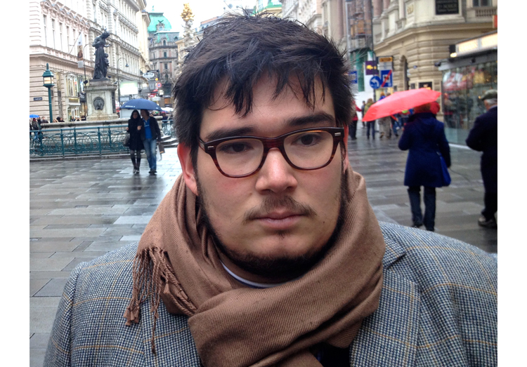 Camilo Malagón - Featured AuthorApril 2015