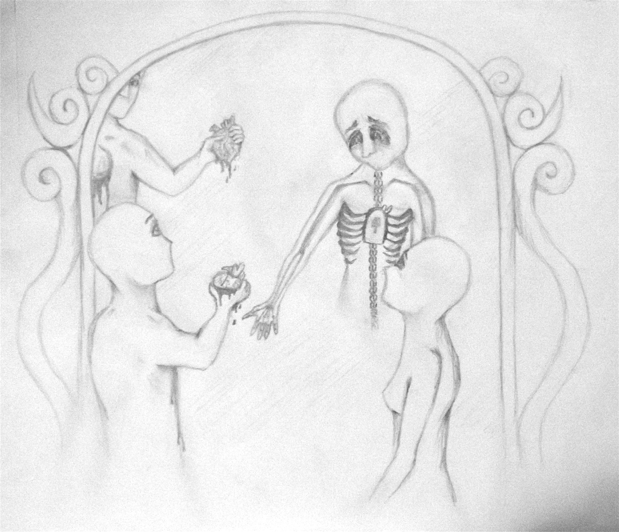 Artwork by Keara O'Bryen