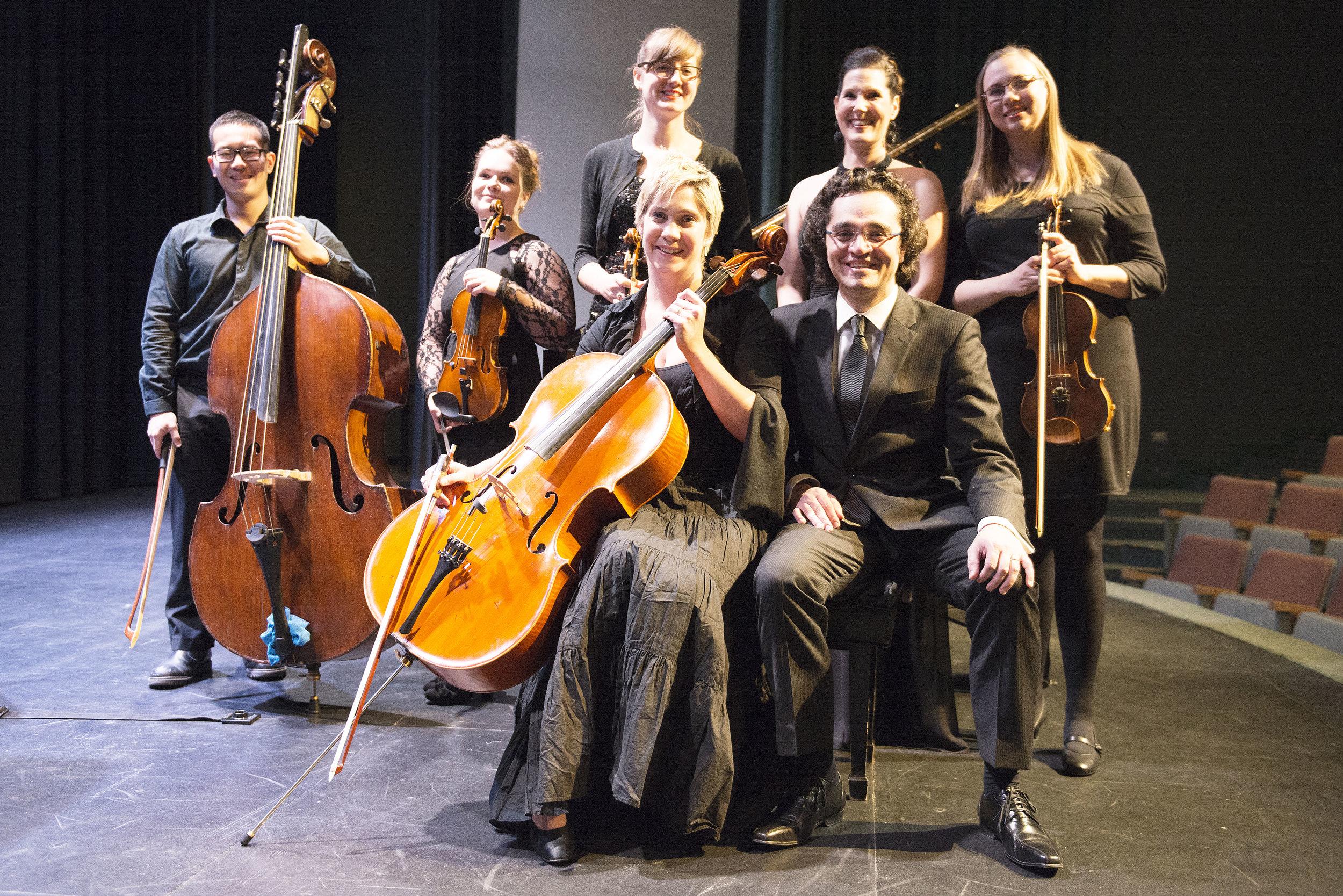 Soloist, Alberta Symphony Orchestra Premiere Tour