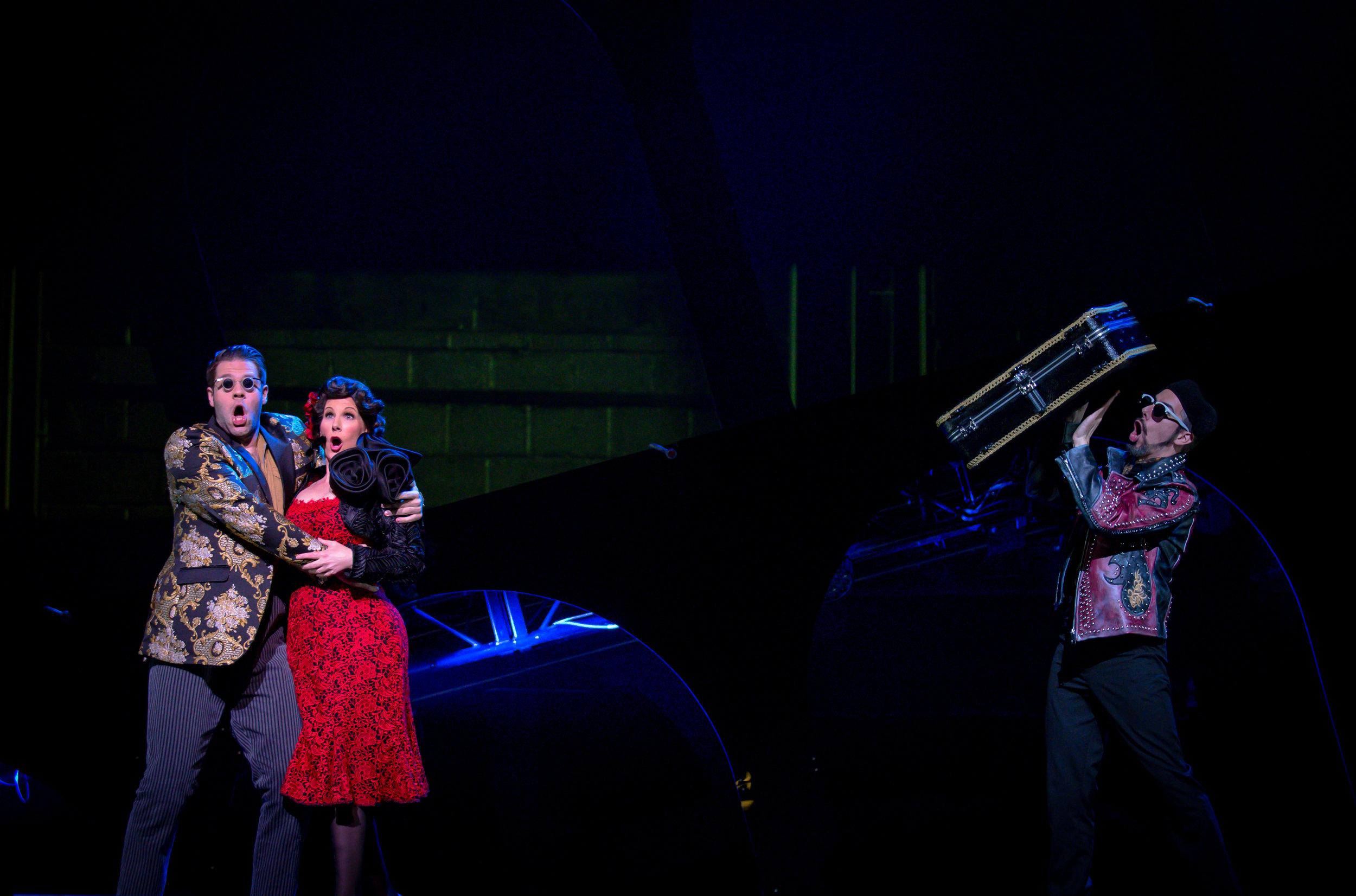Donna Elvira, Don Giovanni, Edmonton Opera   Nanc Price Photography