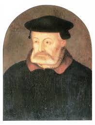 The Rev. Johannes Brentz (1499-1570)