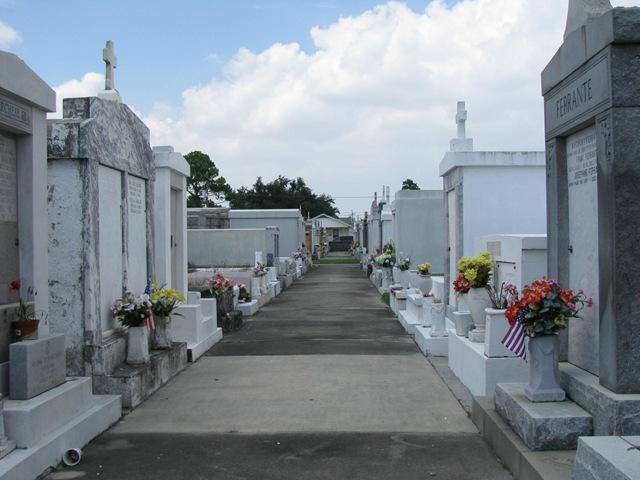 Hook and Ladder Cemetery, Gretna, Louisiana