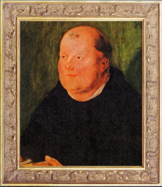 The Rev. Dr. Johannes von Staupitz (ca 1460-1524), Martin Luther's Father Confessor