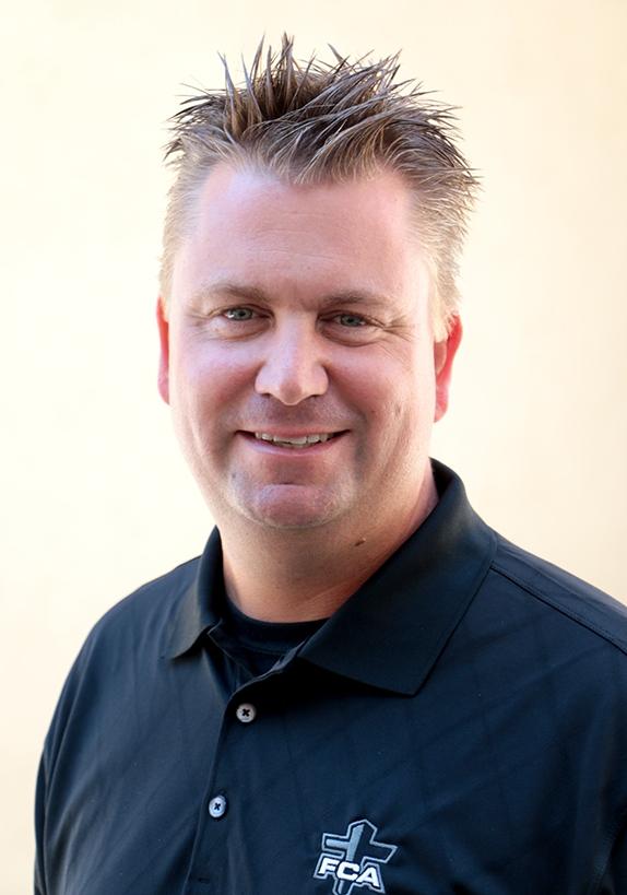 Jeff McKee  Urban Ministry Director