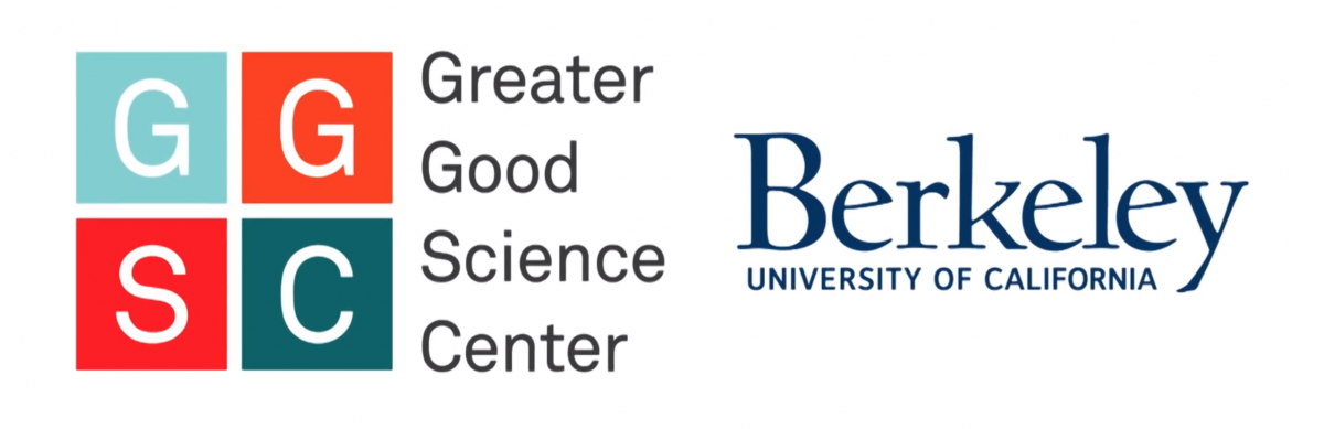 Greater Good Science Center at UC Berkeley
