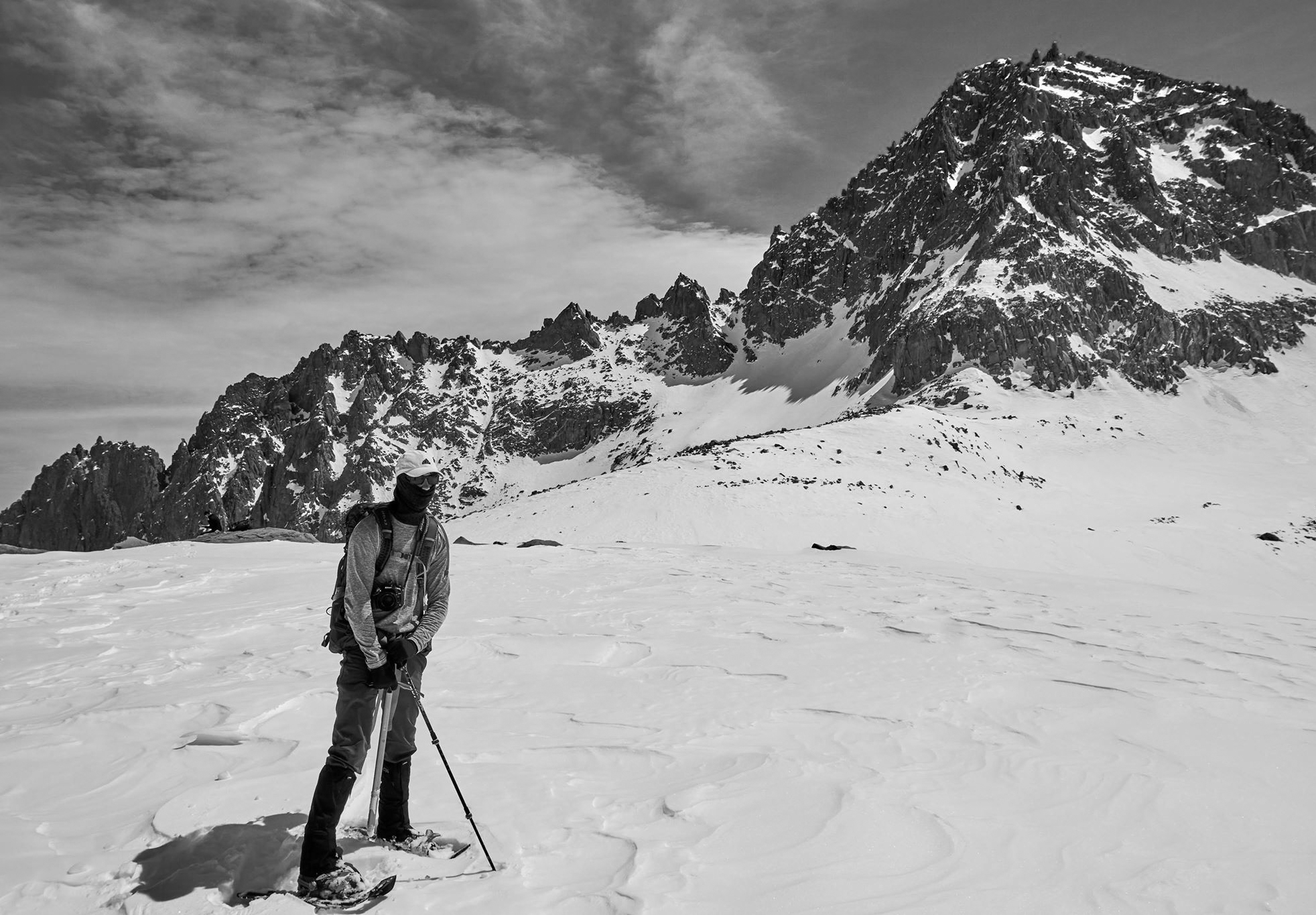 Davies' Perspective - Sitting down with mountaineer and photographer John Davies