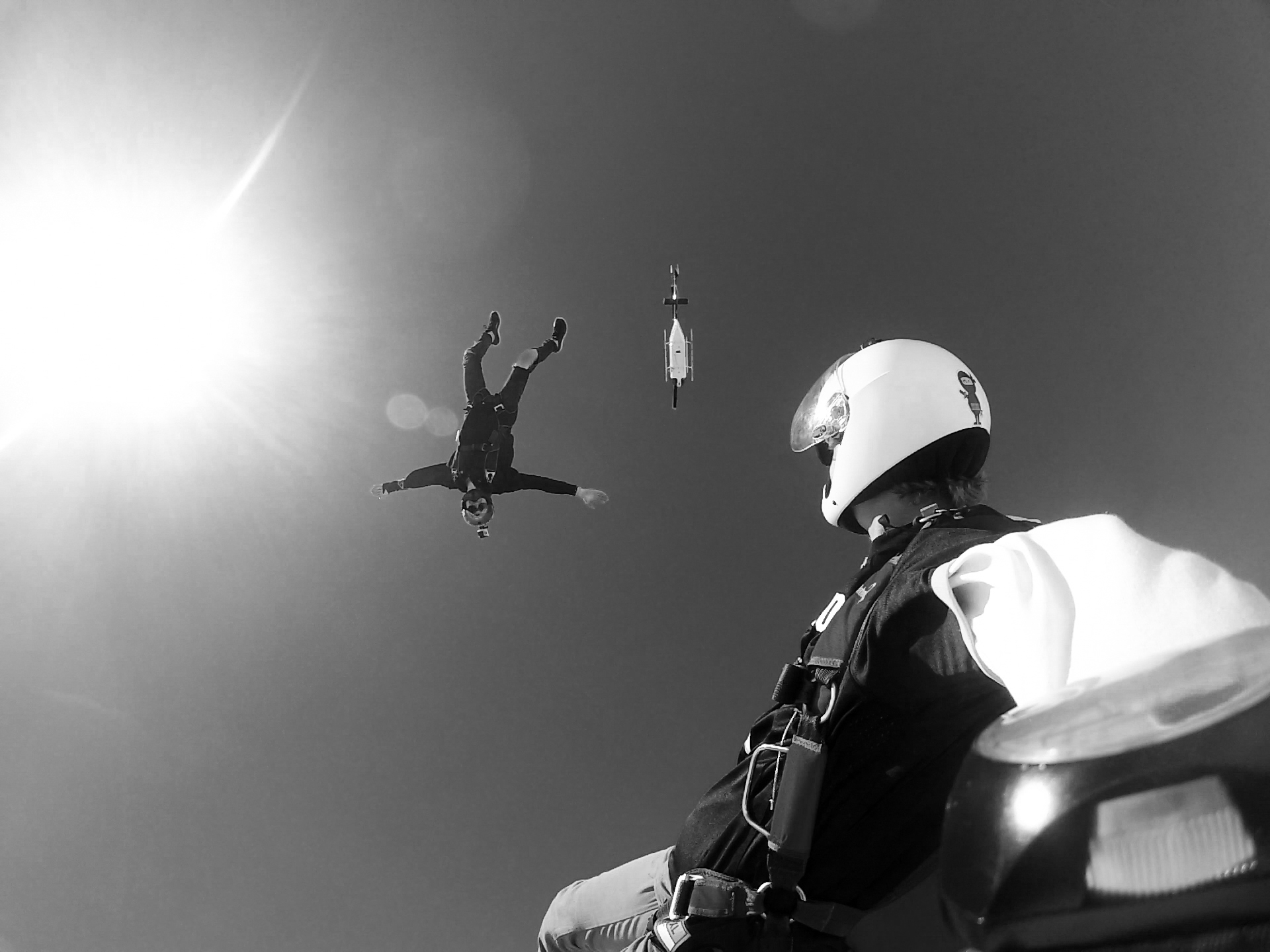 Joseph's Perspective - Sitting down with BASE jumper and action photographer Joseph Williams