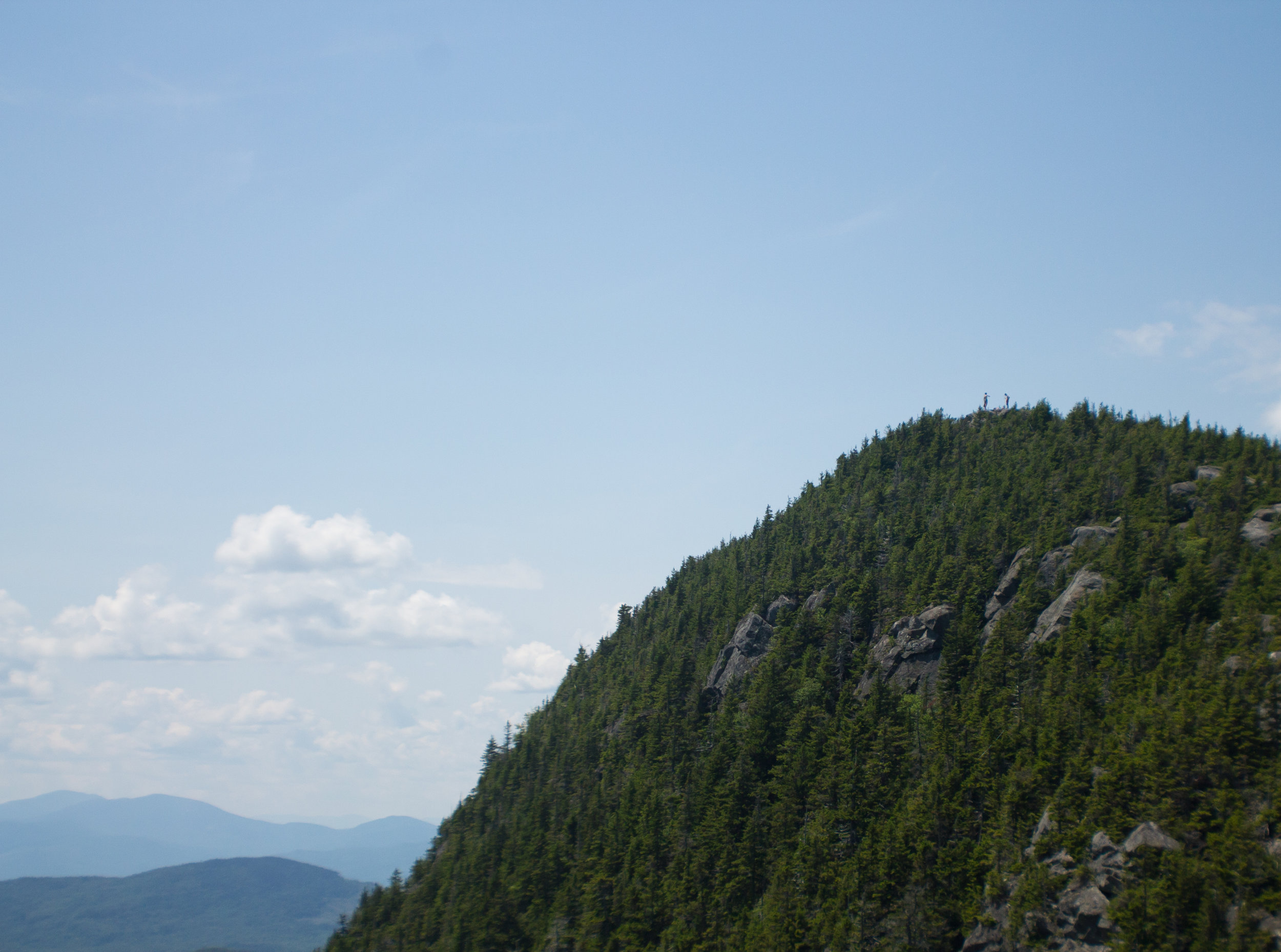 Land of Blue Mountains - Tumbledown, Maine