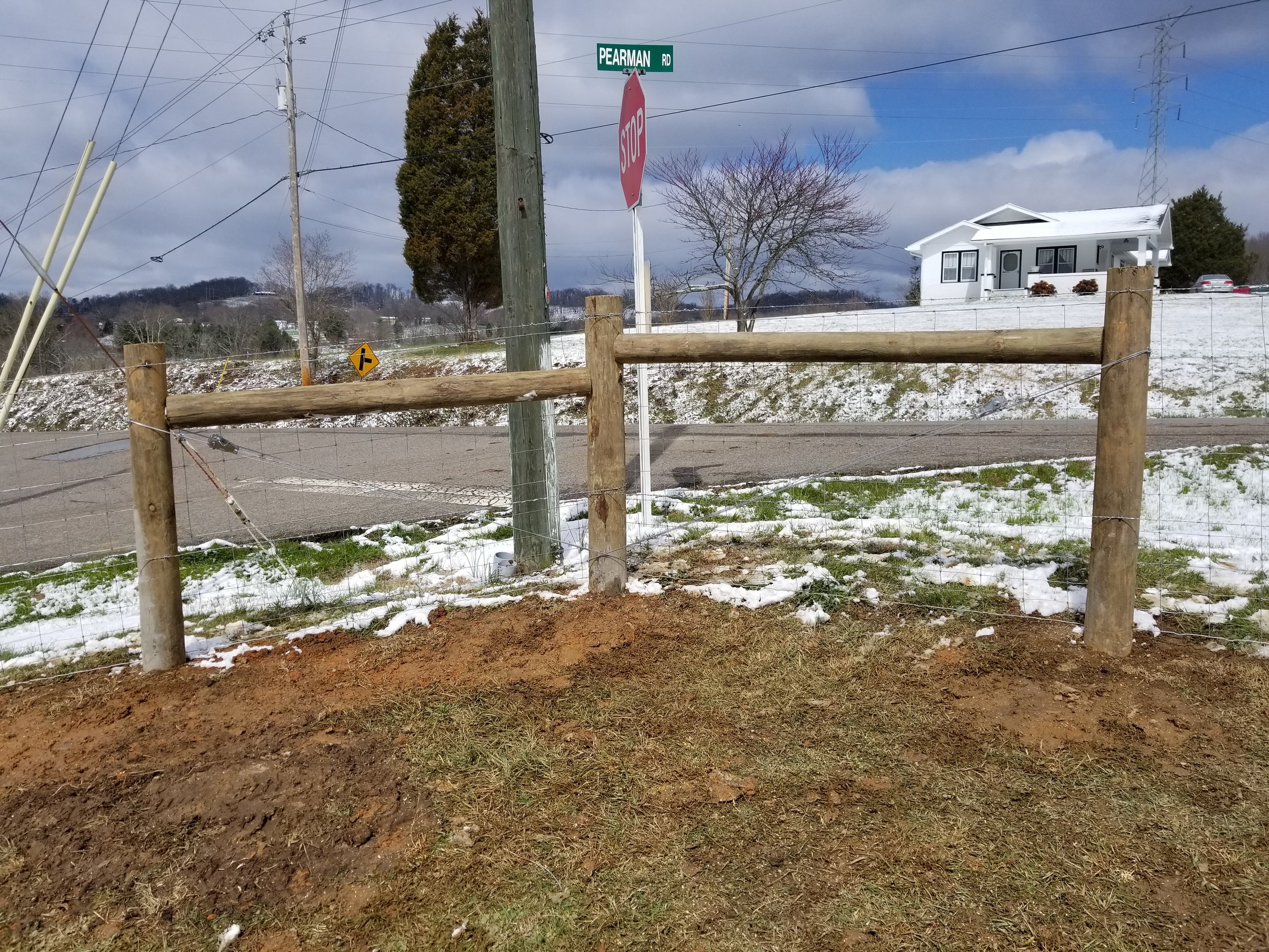 New Cattle Fence 320 Feet (Johnson City, Tn)