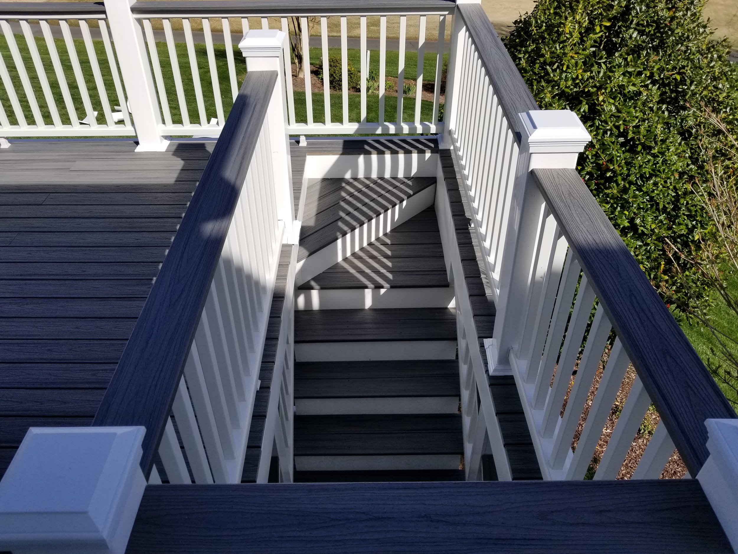New Composite Trex Deck 1000 SQ. Feet (Jonesborough, Tn)