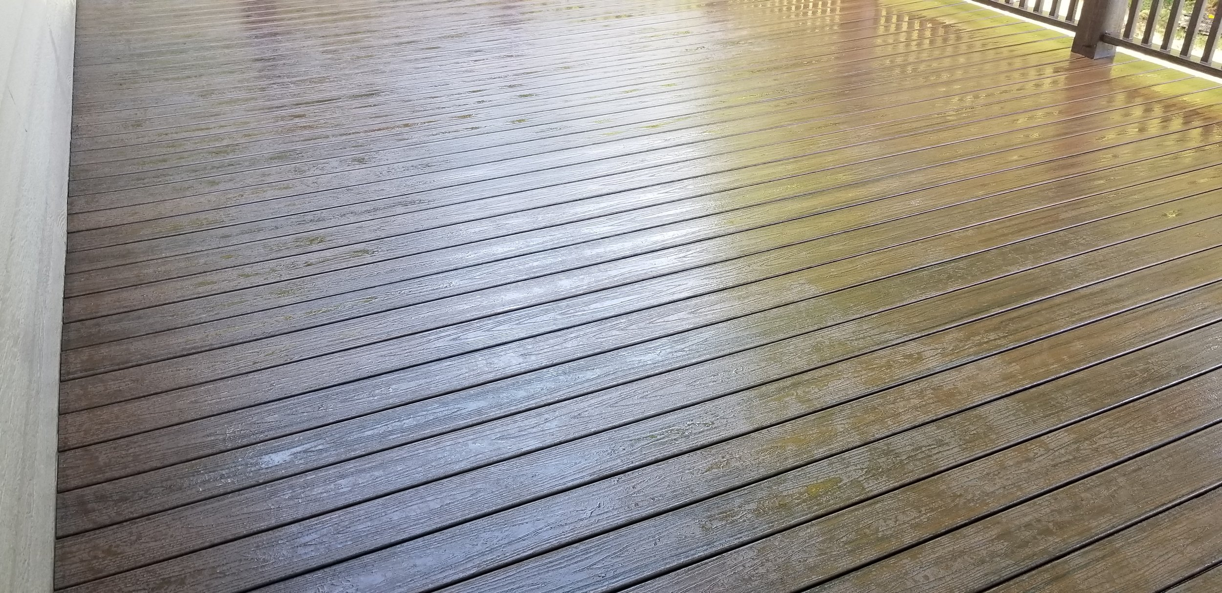 New Trex Composite Deck ( Johnson City, Tn )