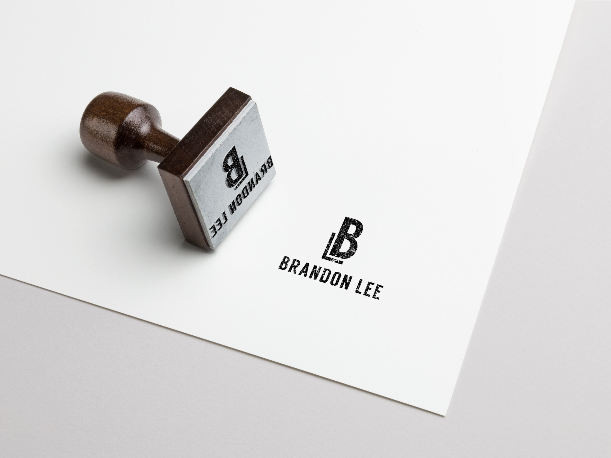 Brandon Lee - Brand IDENTITY, WEBSITE DESIGN, Print & Merchandise Design