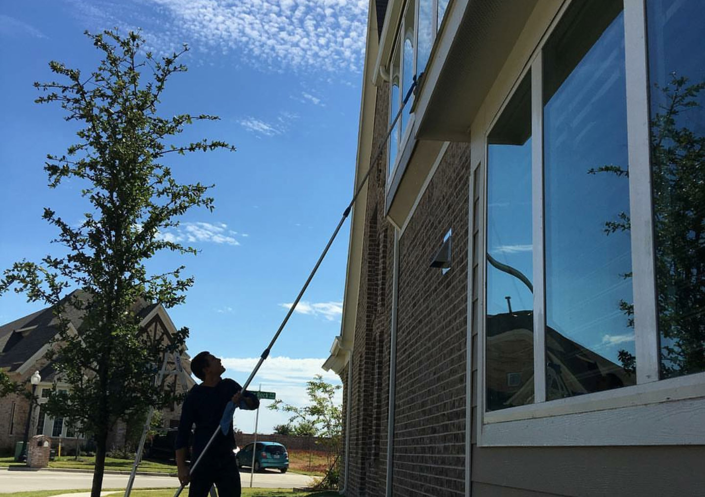Window Cleaning - Many homeowners overlook their window's cleanliness. We highly recommend having them cleaned 2 to 3 times a year. It gives your home a refreshed look and could save you thousands in the long term by avoiding stained neglected windows that need to be replaced.