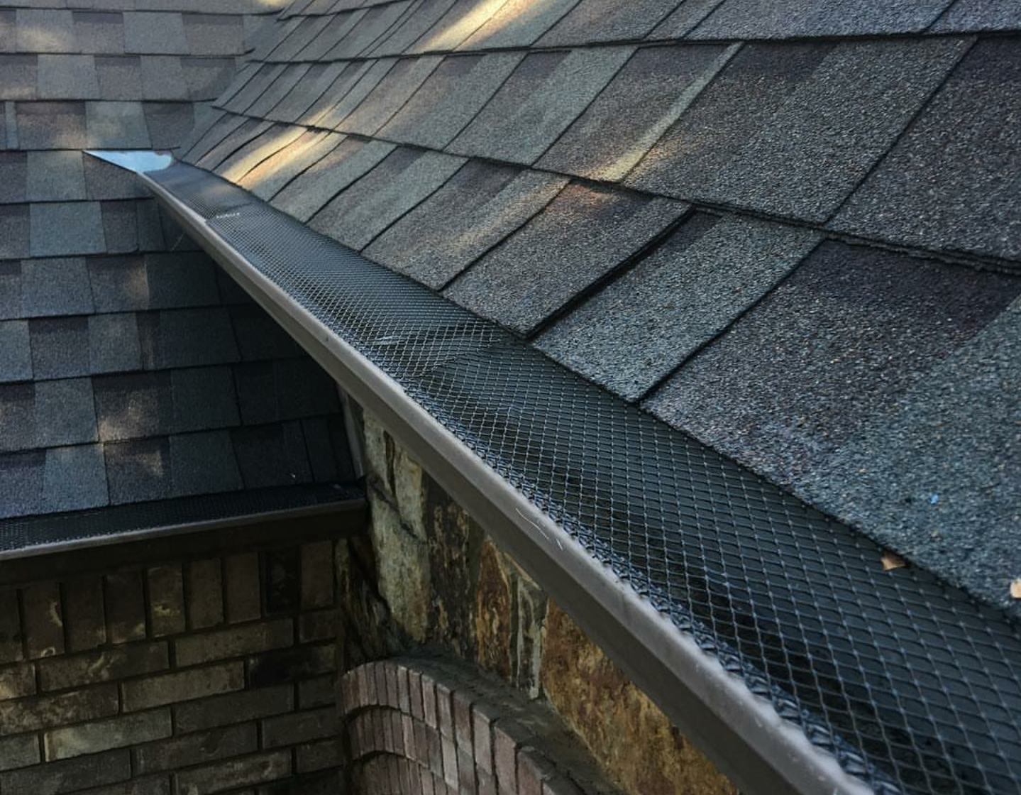 Gutter Cleaning - Gutters should be checked regularly and serviced if water is not flowing and draining properly. Avoid costly roof repairs by keeping leafs and debris out of your gutters with routine servicing especially around fall time.