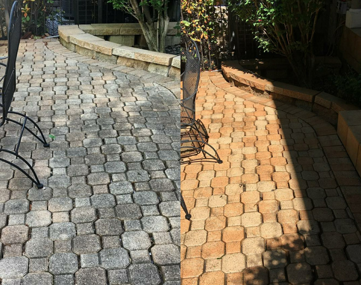 Pressure Washing - Our pressure washing services are affordable and thorough. Your home is one of the best investments you've made so why not invest some more in it to maintain its value by keeping it looking great!