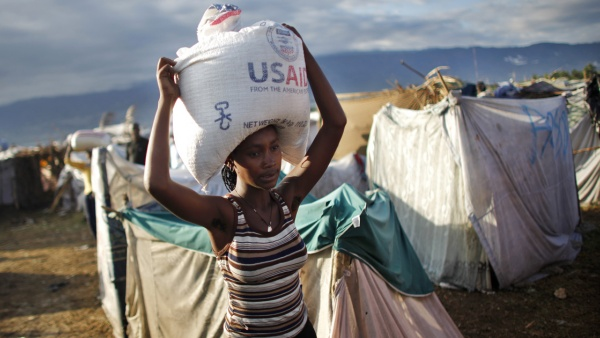 How the U.S. Spends Its Foreign Aid -