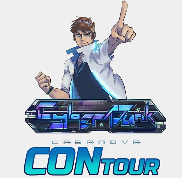 Cyberpunk Casanova Contour. A promotional tour for our upcoming visual novel thriller. More details COMING SOON! Promo artwork by Jetstreame artist: @sleepy_cynic JaNiece Campbell. #gamedev #indiedev #instaartist