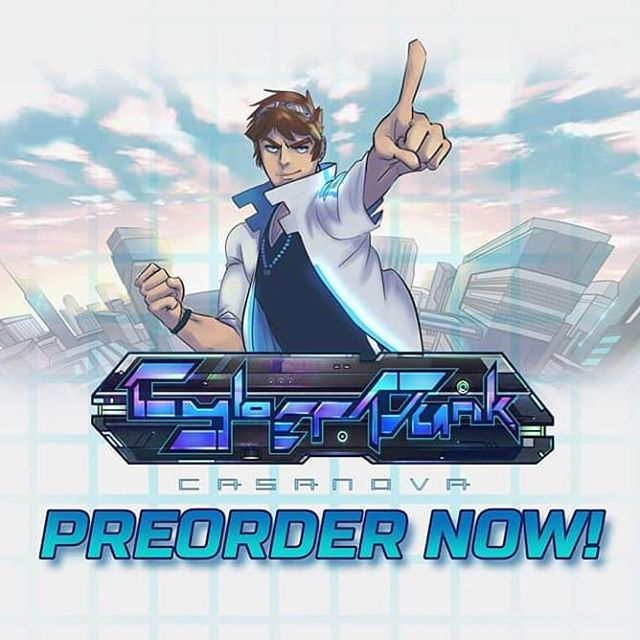 We've added the digital artbook to the preorder rewards. Rewards: CC OST, digital artbook & poster. Get yours today for only $10! Major thanks to everyone who's preordered thus far. We really appreciate it!!! ^_^  #jetstreame #cyberpunkcasanova #visualnovel #gamedev #indiedev