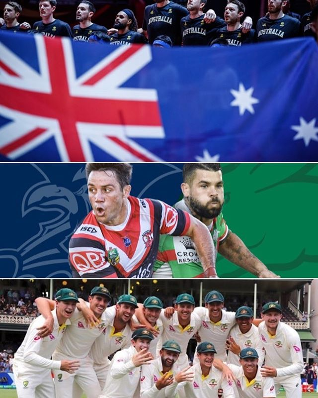 Big weekend of sport! Tonight's live games... FIBA World Cup Semi Final AUS vs SPAIN 6pm Finals Footy Roosters vs Souths 7.50pm 5th Test Of The Ashes 8pm. 🏀🏉🏏 See you tonight!! @cricketersarmsbalmain #cricketersarmsbalmain #sportsbar #balmainpubs #balmainpubscene #innerwestpubs