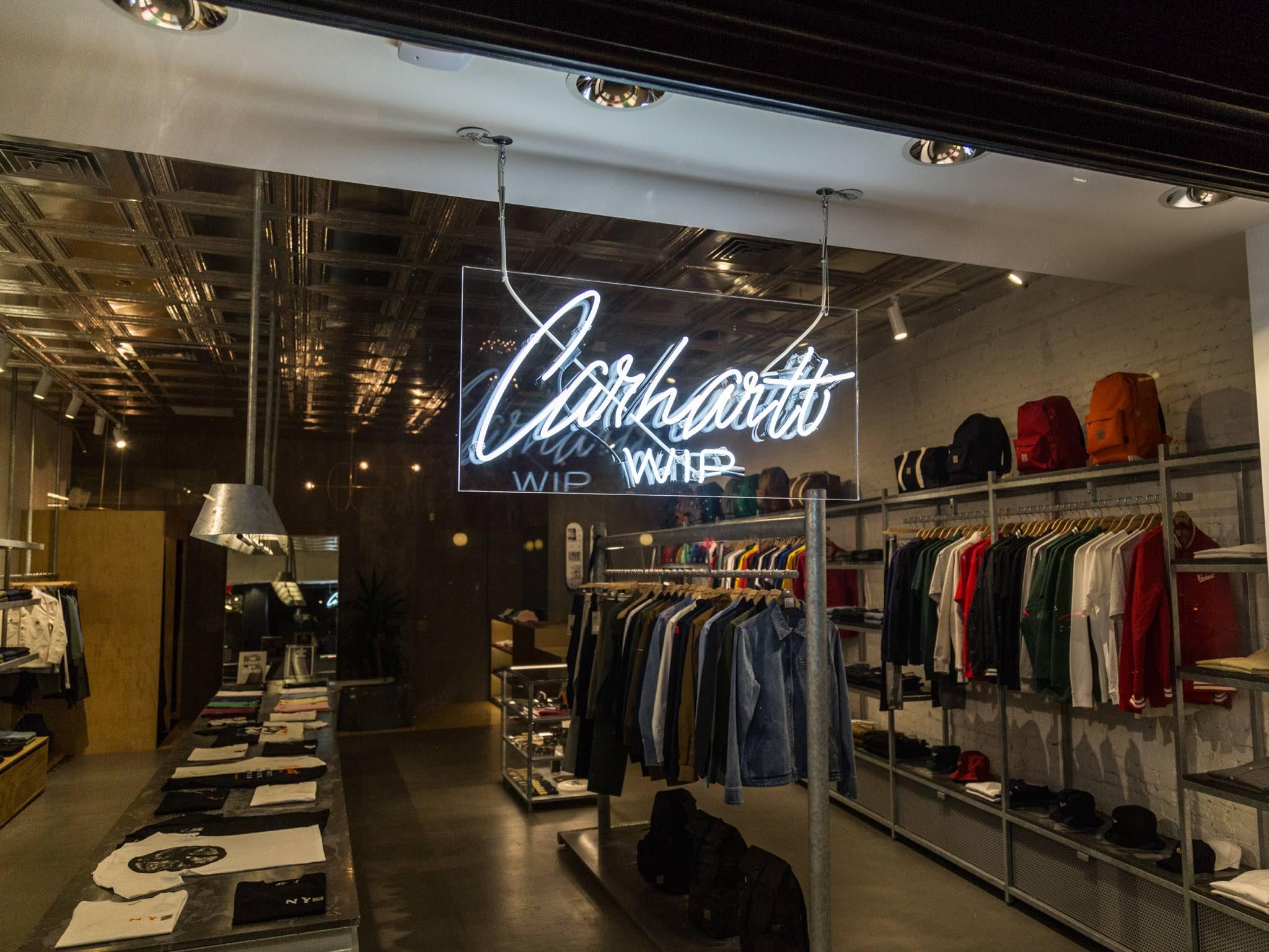 Carhartt WIP Flagship Store