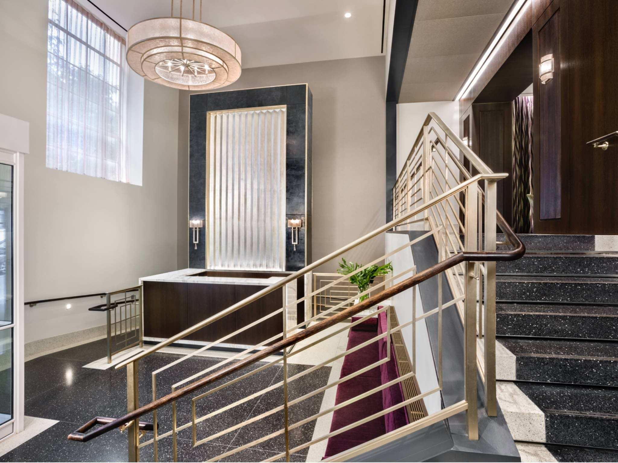 Hotel St. George Lobby