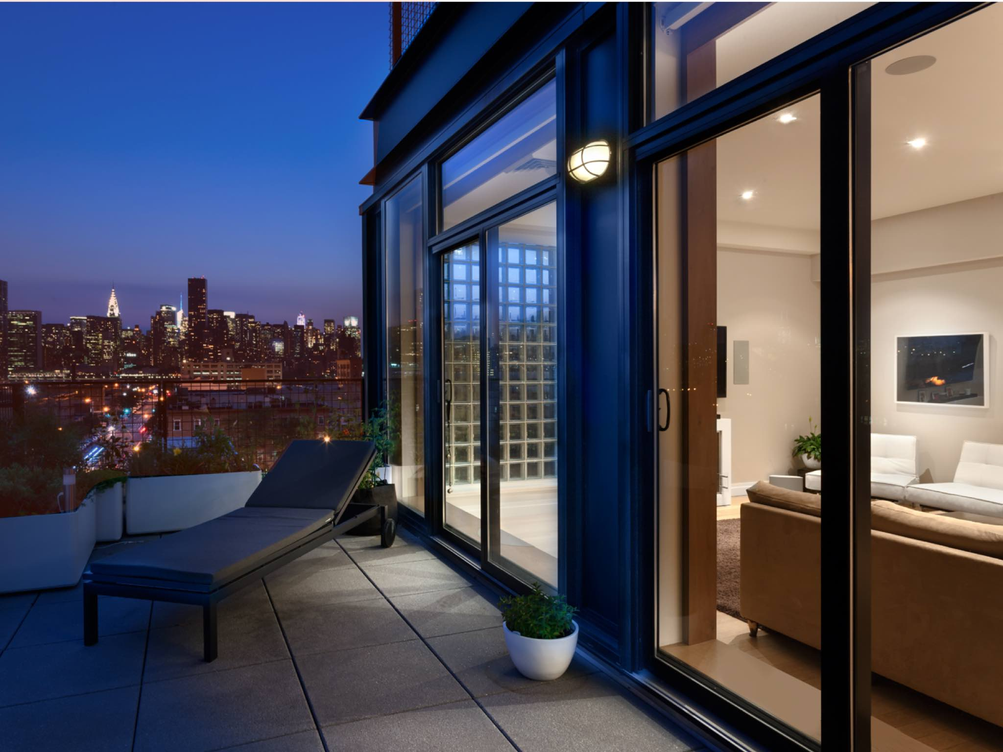 Long Island City Penthouse