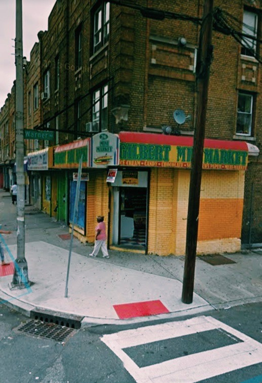 Our favorite corner store - Jackson ave and Warner Street Jersey City, New Jersey